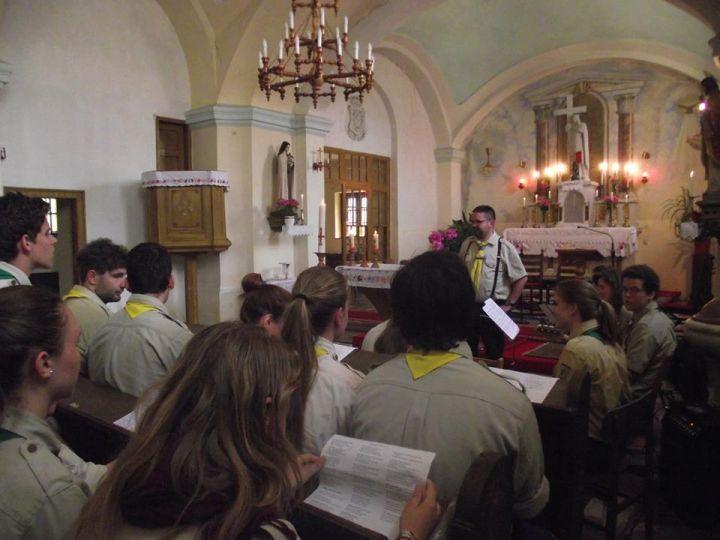 Zenés szentmise